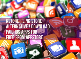 KStore - Link Store Alternative ! Download Paid iOS apps for free