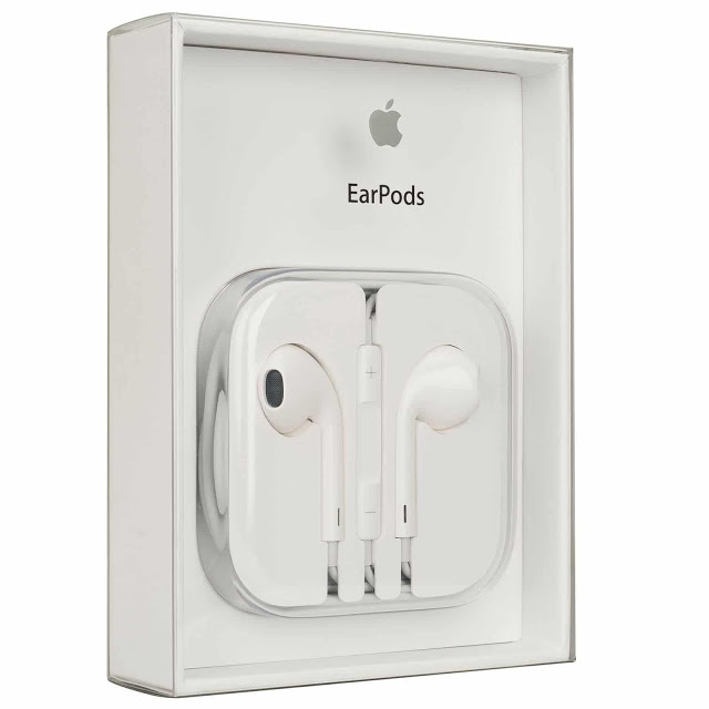 fake vs real apple earpod