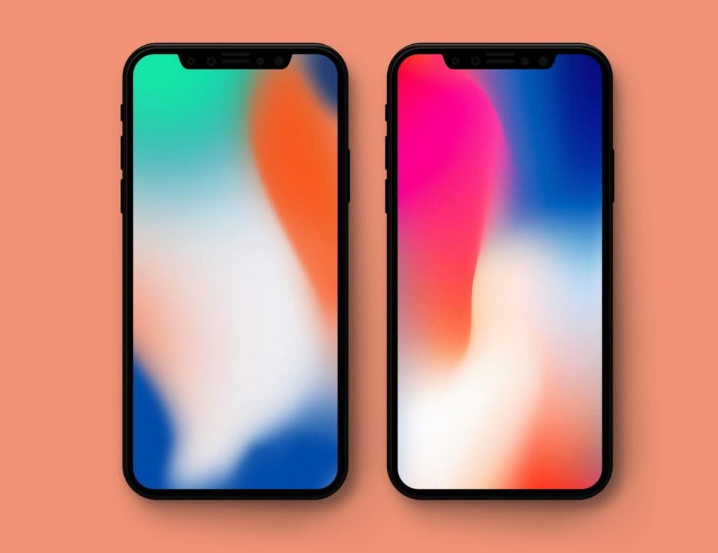 Download Iphone X Advertising Wallpapers On Your Older Iphone