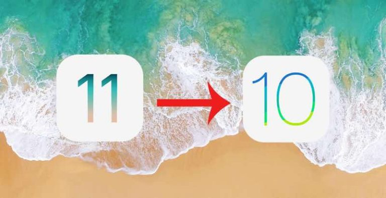 Downgrade iPhone 6S to iOS 10.3.3 as Apple Still Signs iOS 10.3.3 for unknown reason