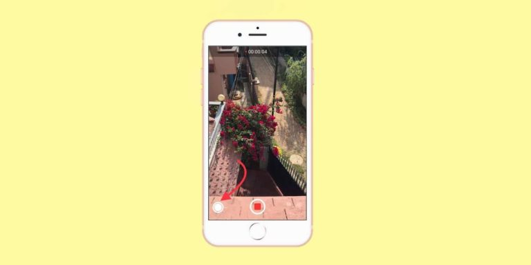 How to Snap Photo While Shooting Video at the same time on iPhone/iPad