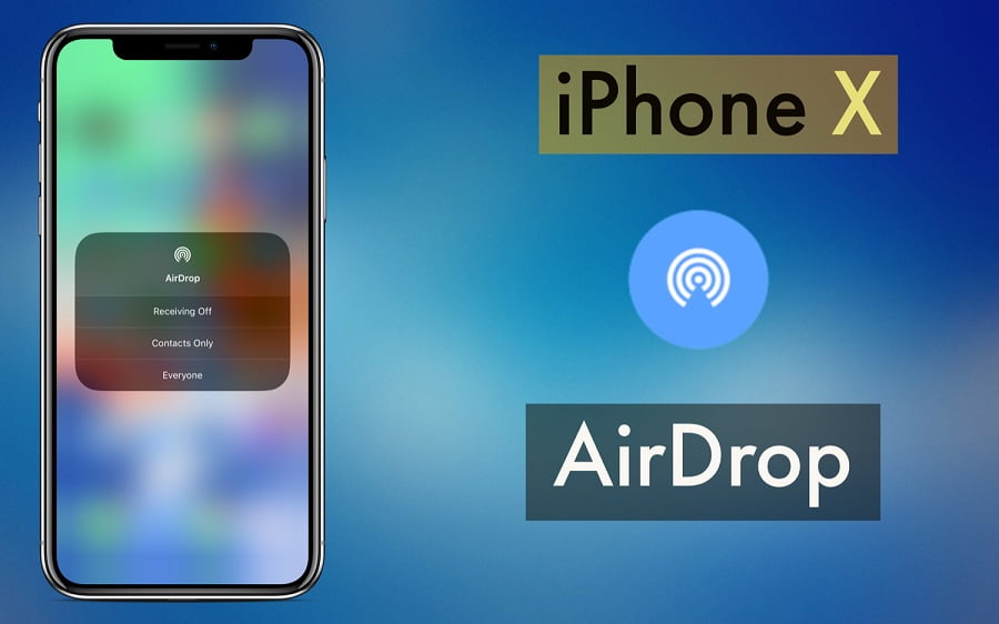 How To Turn On Airdrop On Iphone  Plus