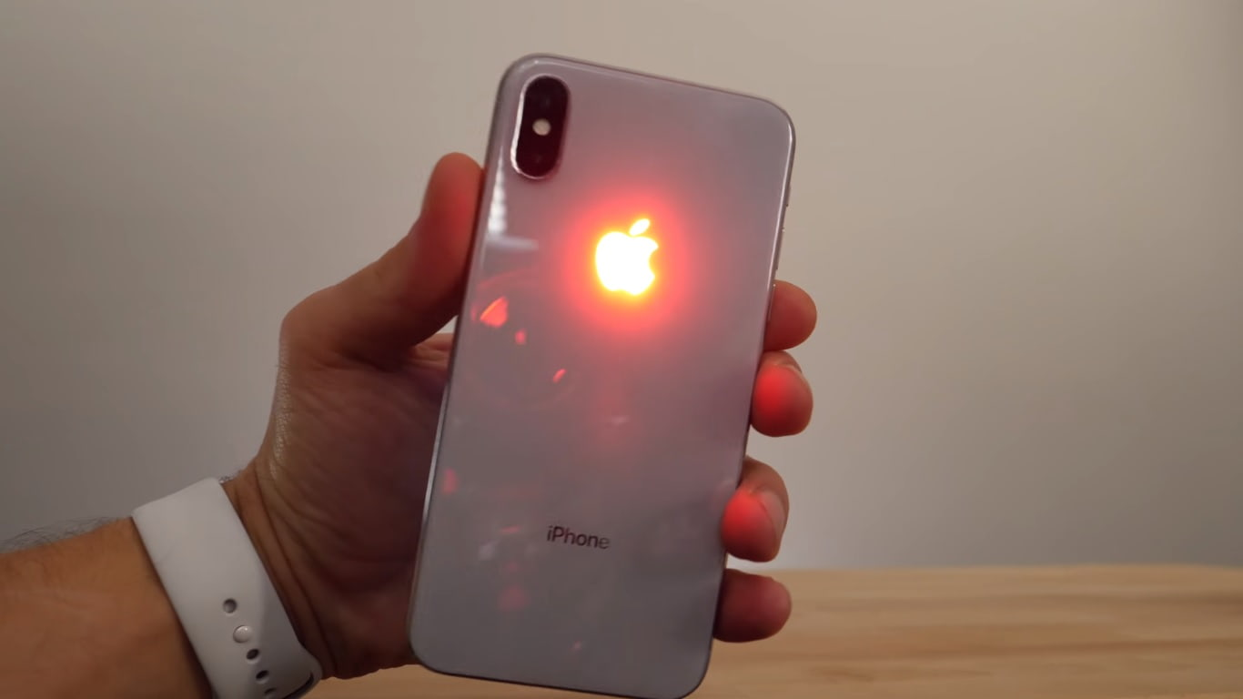 Glowing Iphone Case