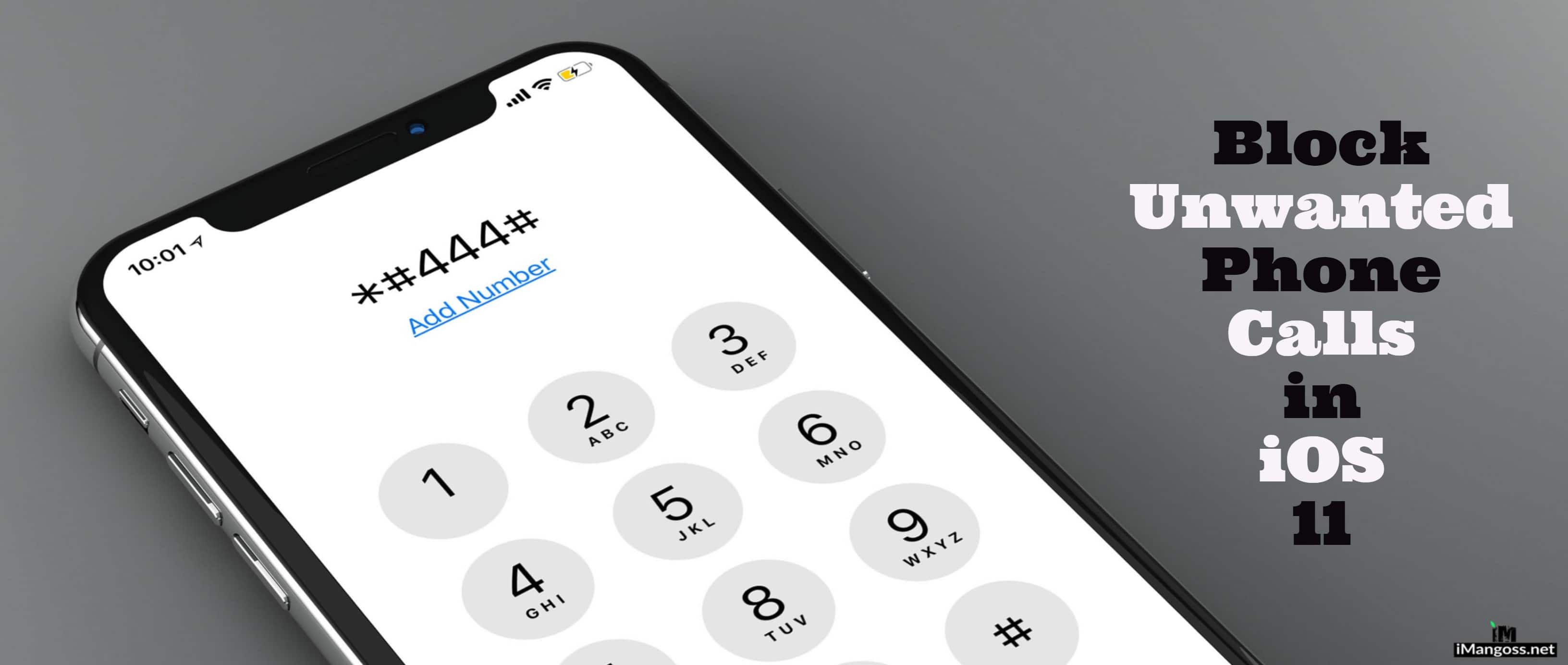 Block Unwanted Phone Calls in iOS 11