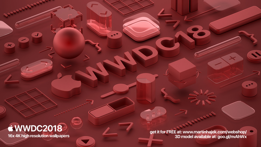 Get WWDC 4K Custom Wallpaper For Mac