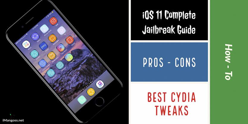 ios 11 jailbreak guide