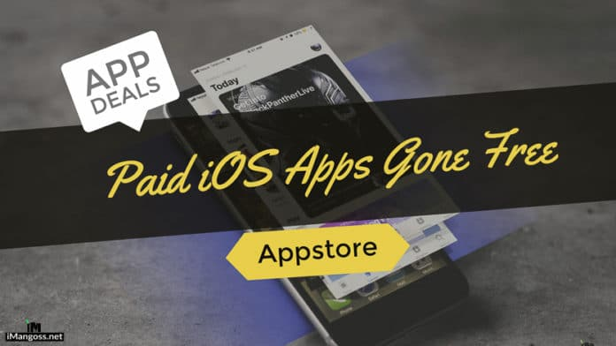 iPhone Paid Apps Gone Free