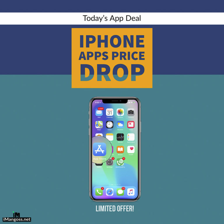 App Deals: Huge Discount on Paid iPhone & iPad Apps for Today