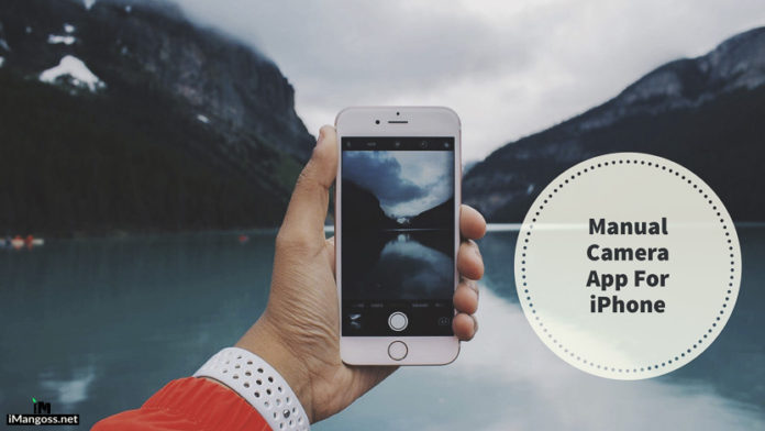 manual camera apps for iphone
