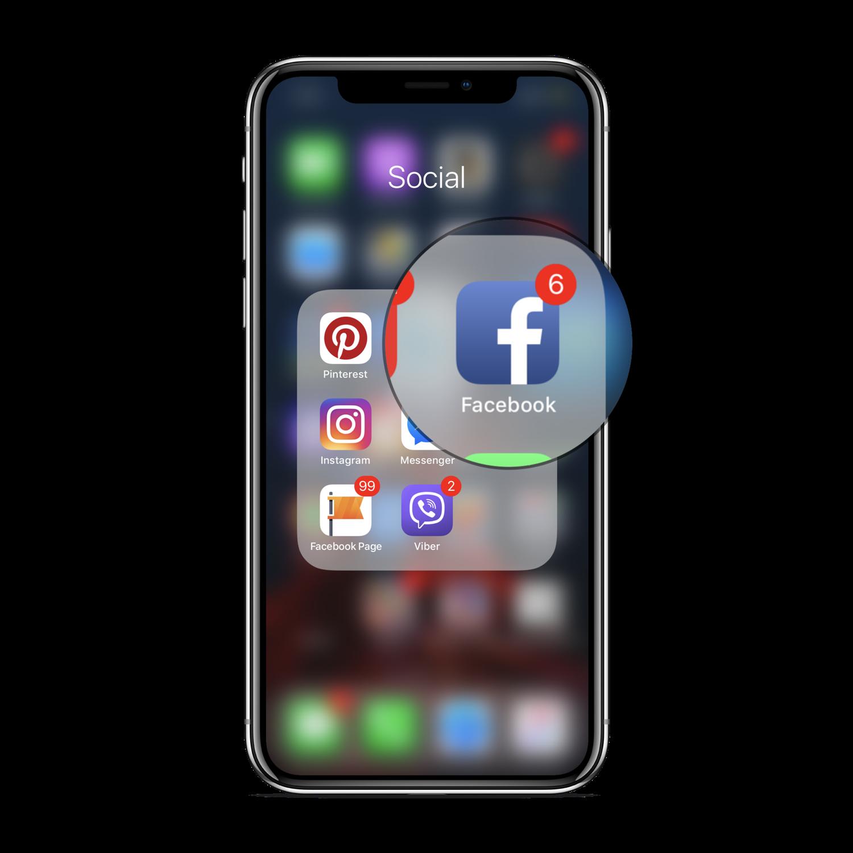open-facebook-qr-code-iphone