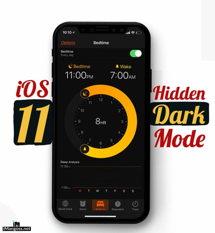 Set Up Dark Theme on iPhone