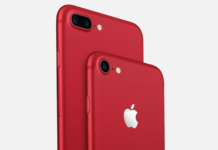 iphone 8 plus product red