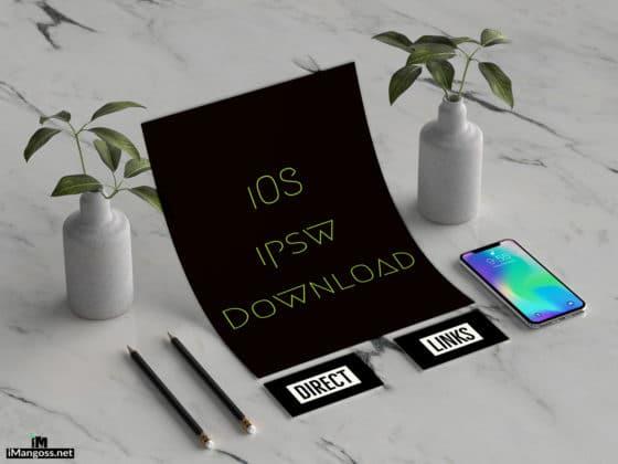 iOS-ipsw-download