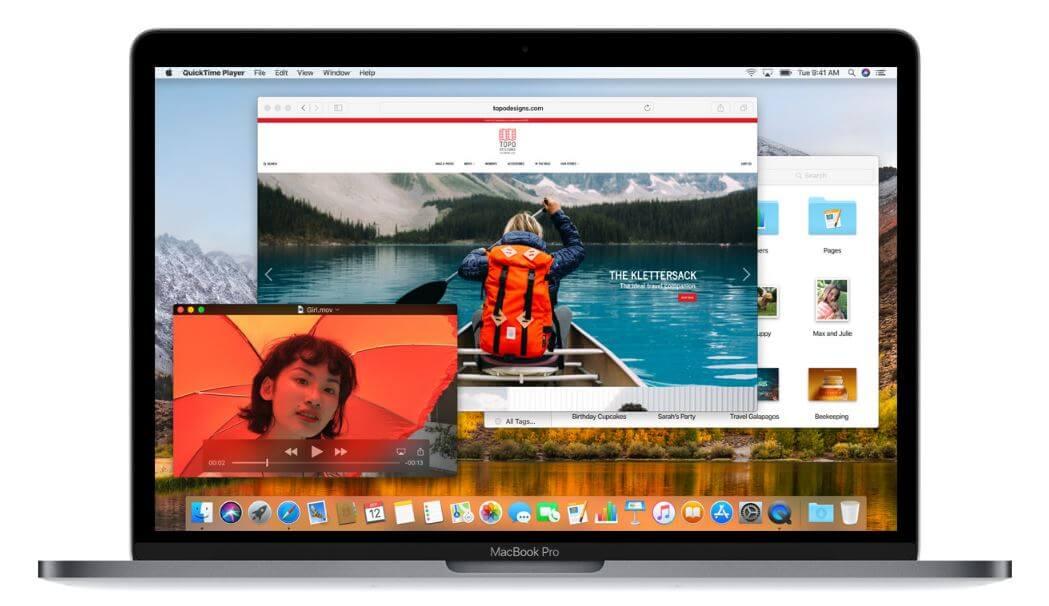macOS high sierra 10.13.5 beta 4