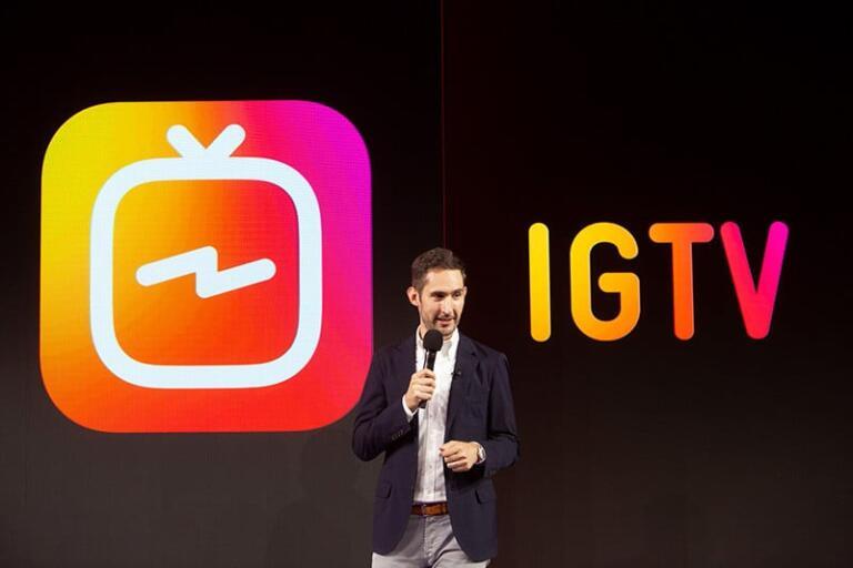 Instagram launches IGTV – Upload videos upto 1 hr !