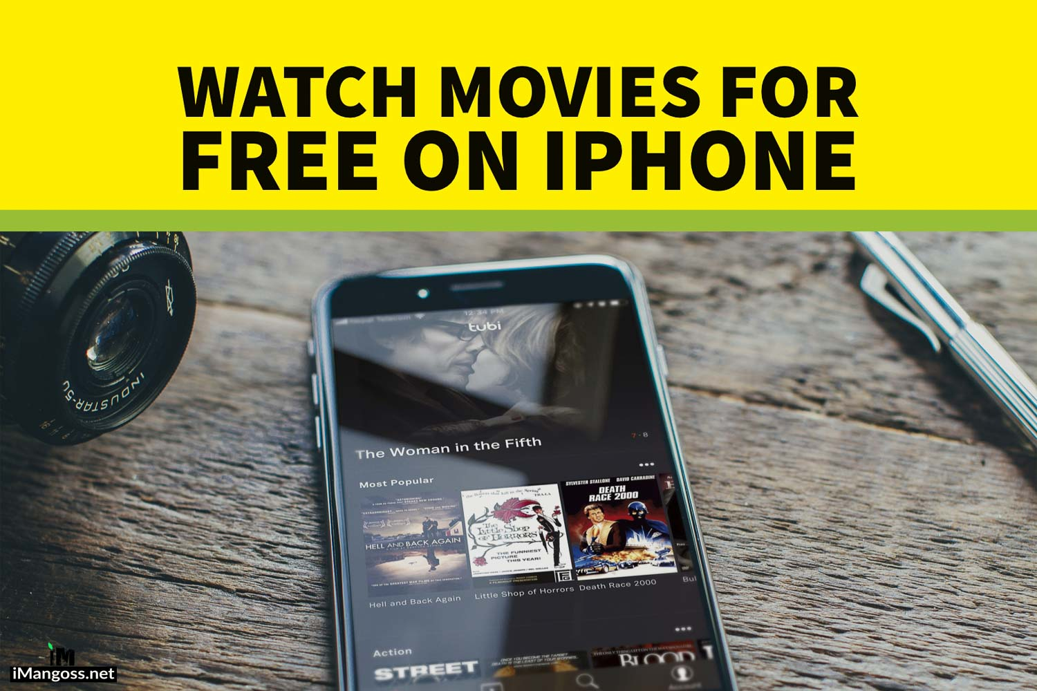 free apps to watch movies on ipad