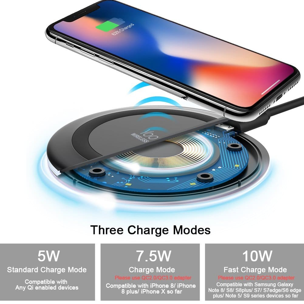 Amazon\'s Best Selling Fastest Wireless Charger for iPhone is only ...