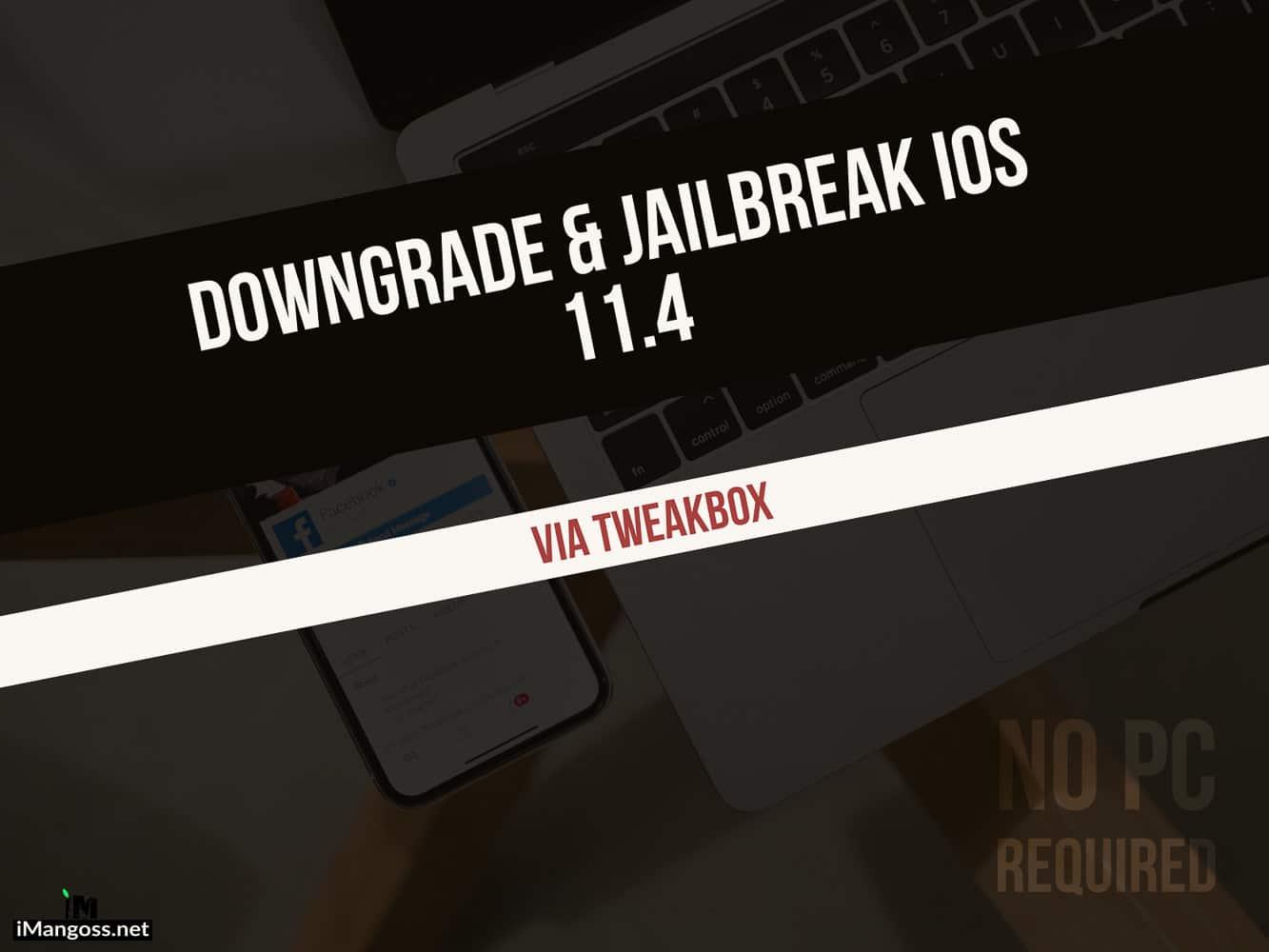 downgrade and Jailbreak iOS 11.4 Electra