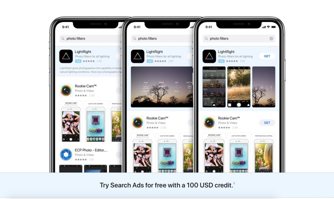 search-ads-apple-appstore