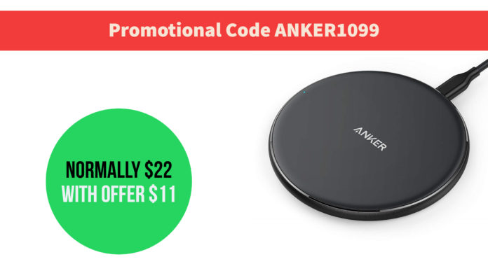 Anker wireless charger
