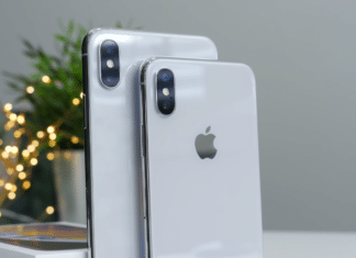 iphone XS max vs iPhone X speed test