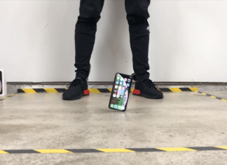 iphone xs max drop test