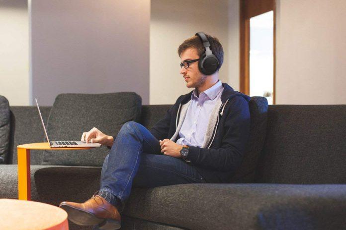 Ausdom Anc8 headphone Amazon