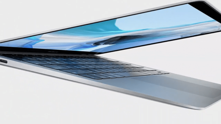 This is the New 2018 MacBook Air