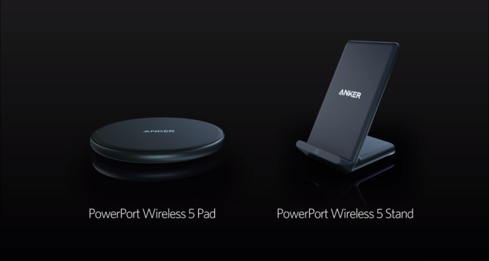 anker wireless charger amazon