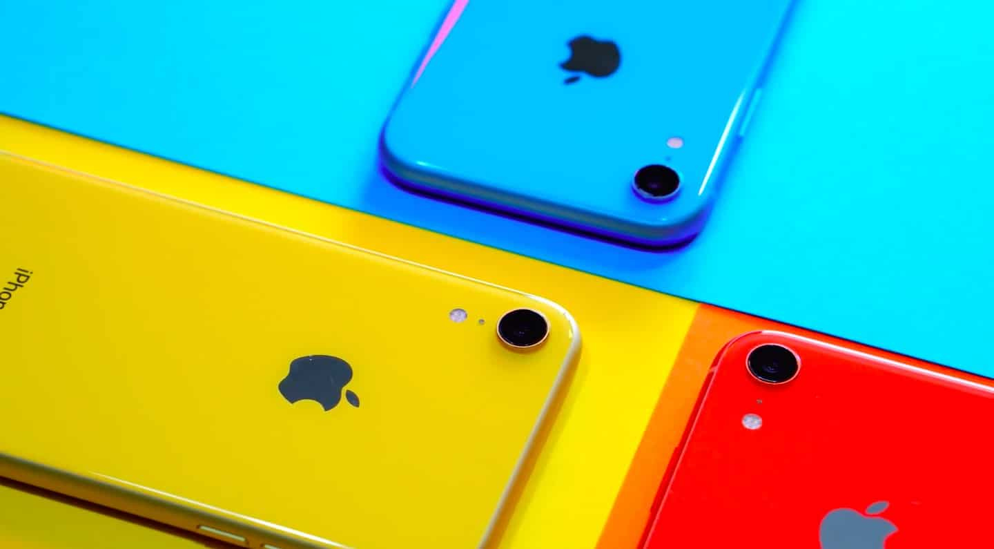 More affordable iPhone XR model hits store shelves in Japan
