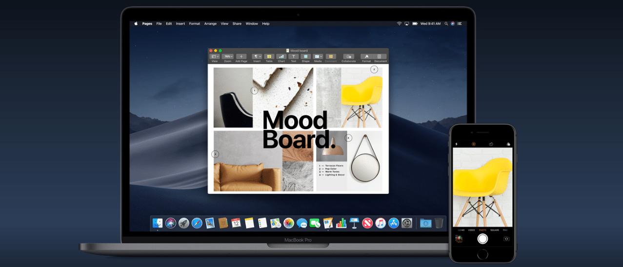 macOS 10.14.1 Mojave, iOS 12.1, watchOS 5.1