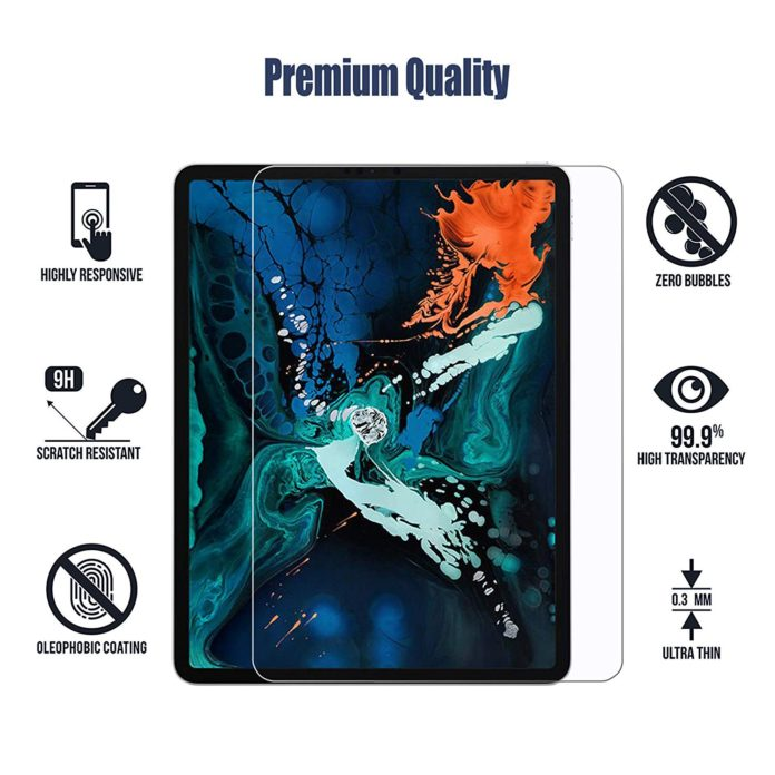2018 iPad Pro screen protector amazon