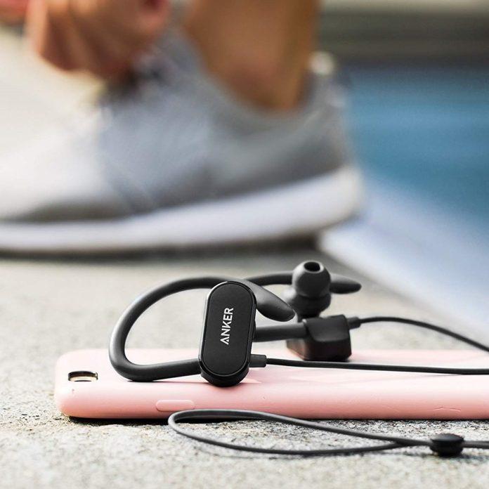 Anker SoundBuds Curve 4.1 wireless bluetooth headphone
