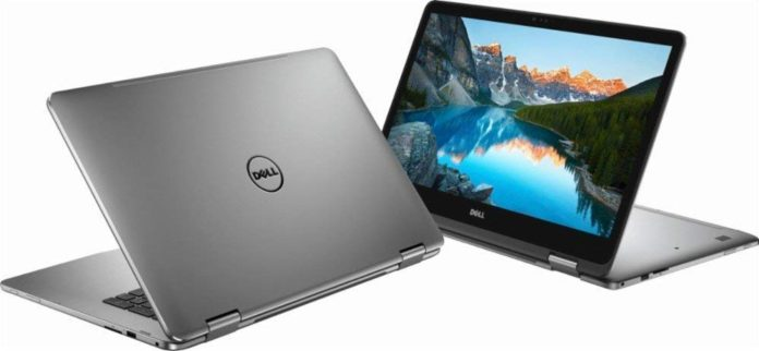 Dell Inspirion 7000 17.3 inch touch screen laptop