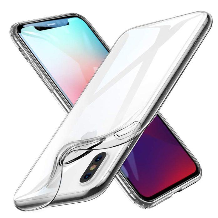 ESR Slim Clear Soft TPU Case for iPhone Xs Max