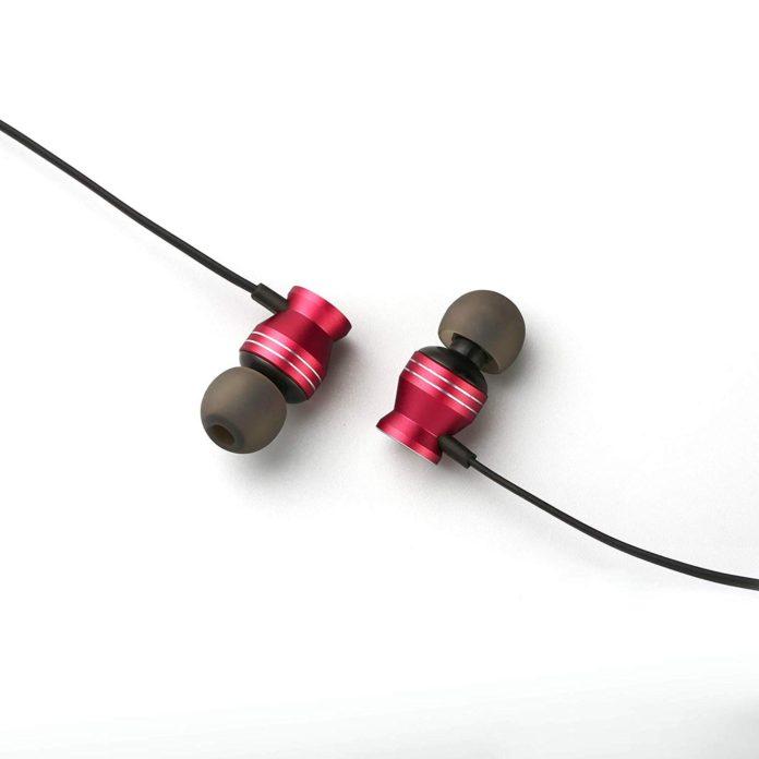 GGMM Wired Earphones Noise Isolating Headphones Earbuds