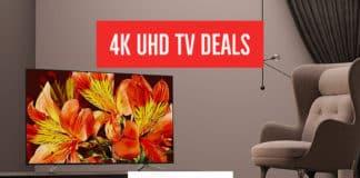 Samsung Sony LG 4K TV Deals Amazon