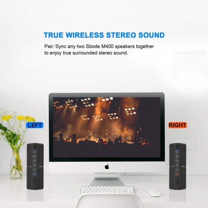 Sbode M400 Wireless Bluetooth Speaker