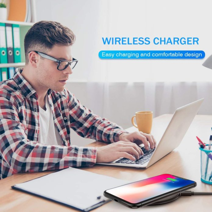 Seneo upgraded wireless charger