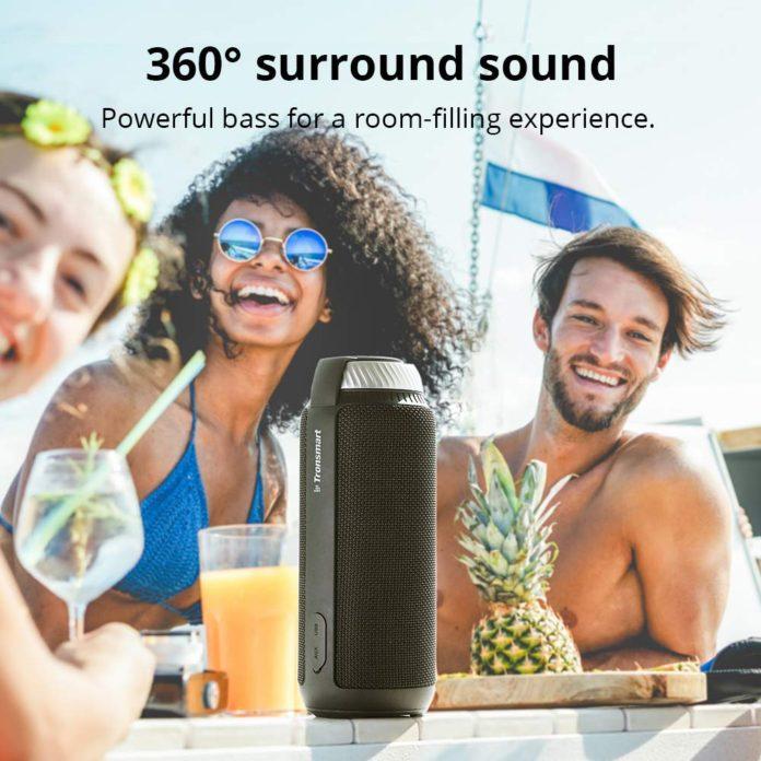 Tronsmart T6 portbale bluetooth speaker