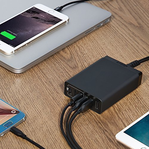 anker 30W 6 port wall charger