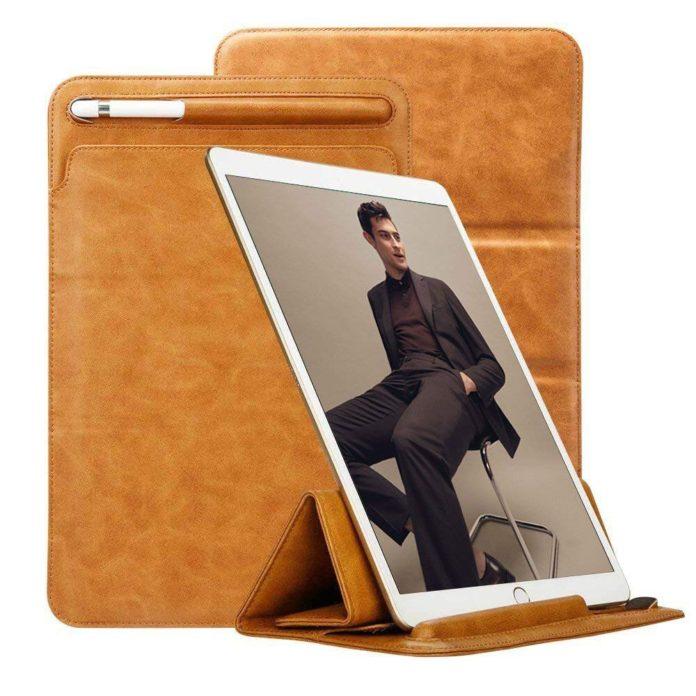 cheap iPad Pro leather case