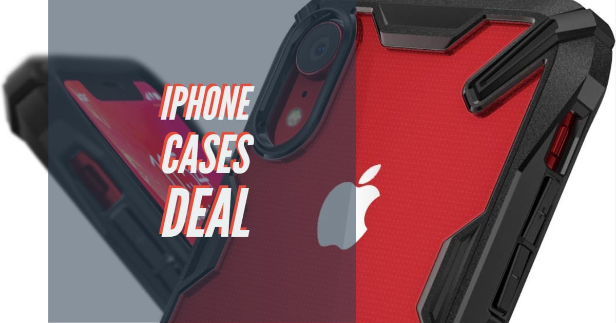 iPhone Cases Deal