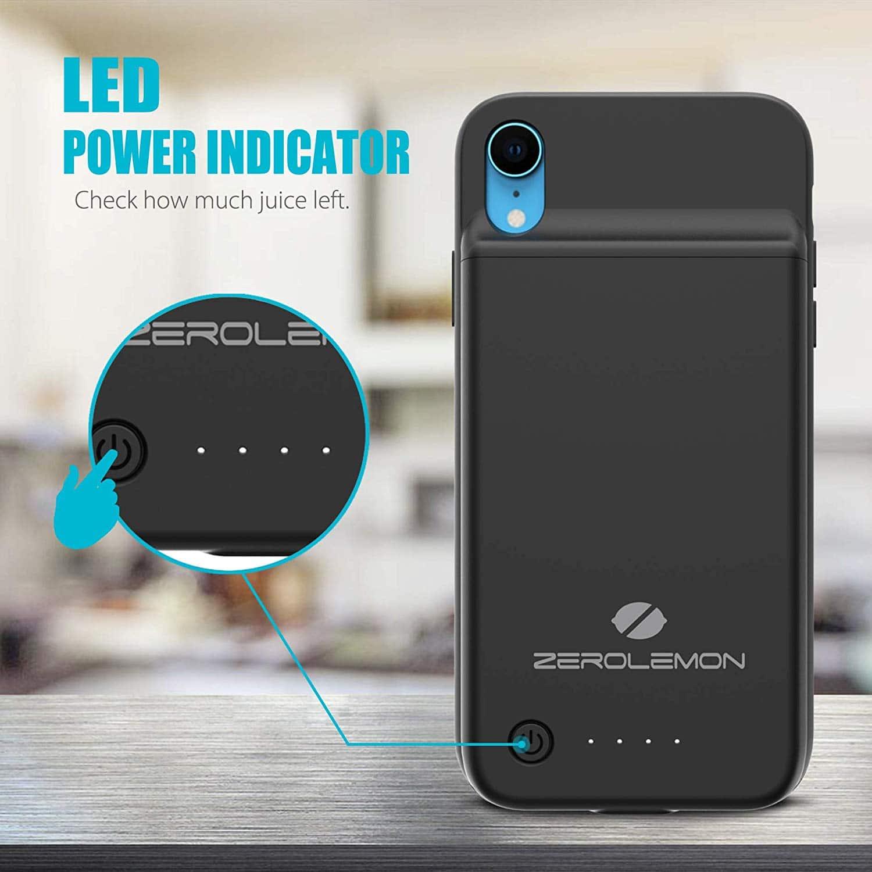 iPhone Xr battery case zerolemon amazon