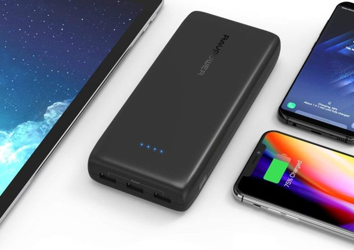 32000 mah ravpower power bank