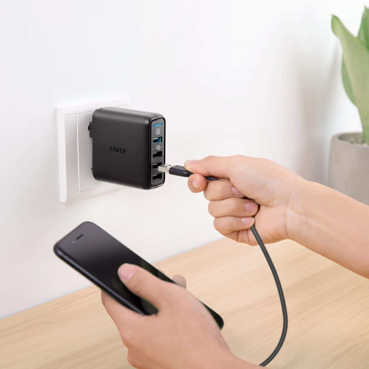 Anker PowerPort Wall charger