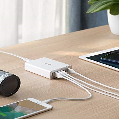Aukey 60W wall charger