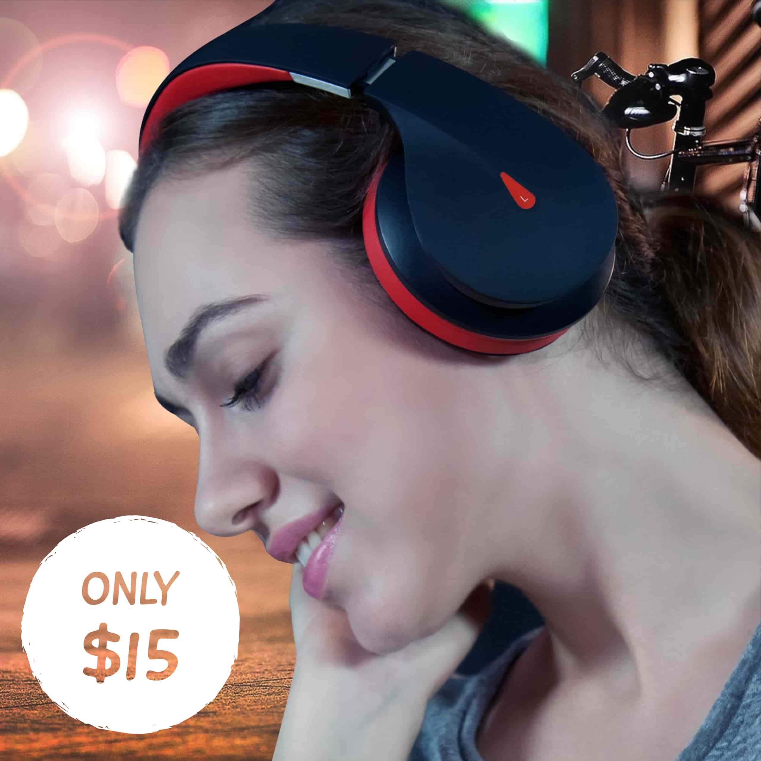 Ausdom Wireless Bluetooth Headphones (2)