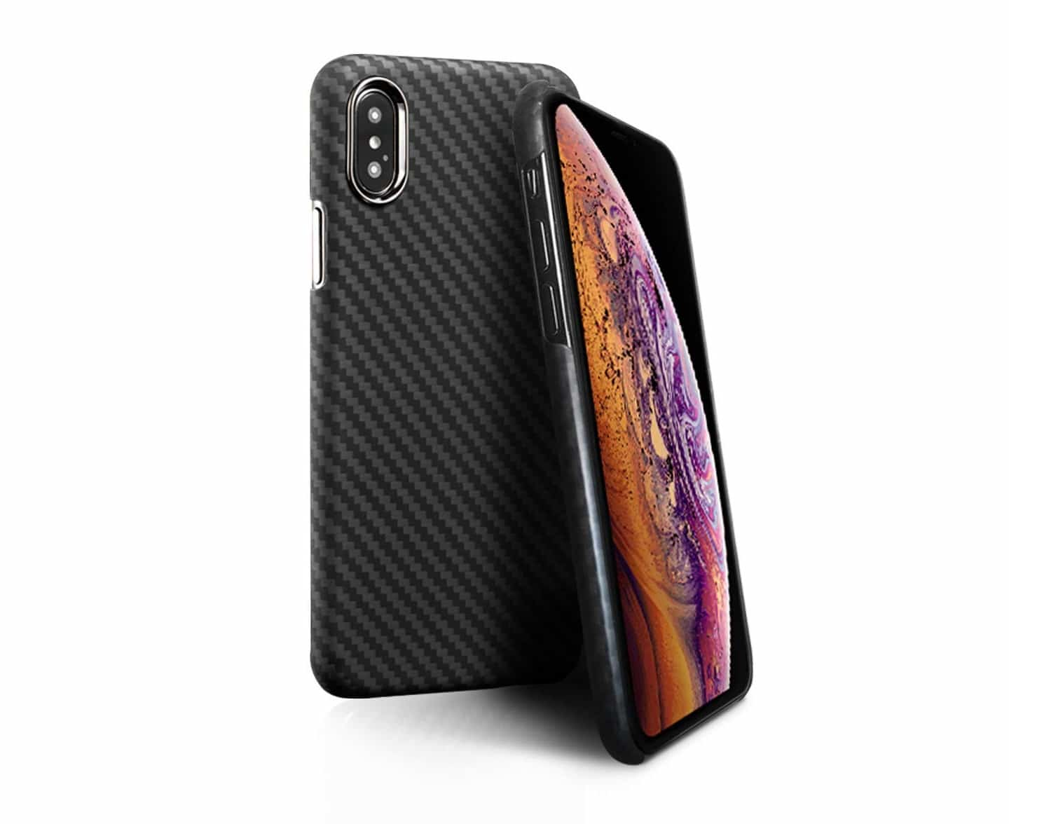 The Original Carbon Fiber Case For Iphone X S Iphone Xs