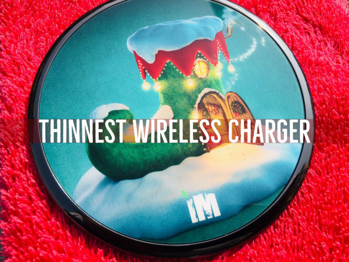 ChoetechT556-S Ultra-Slim wireless charger